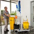 Empresa especializada em limpeza