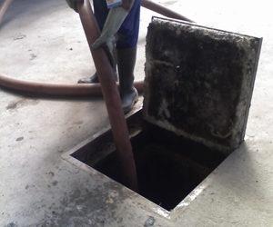 Limpeza de poço