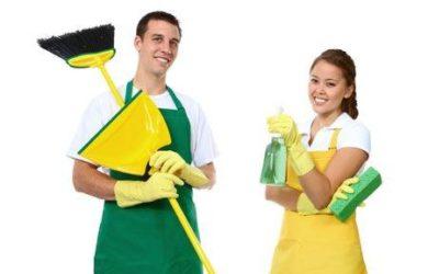 Terceirização dos serviços de limpeza