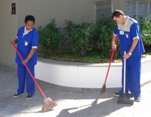 cronograma de limpeza em empresas