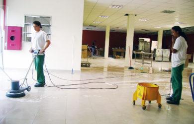 limpezas pós-obras