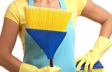 Serviço de limpeza ao domicílio