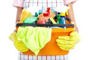 Serviço de limpeza doméstica