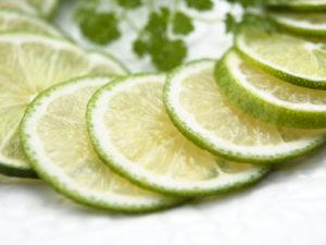 Limão tira manchas