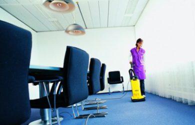 limpeza de escritórios