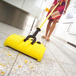 compensa ter um Serviço de limpeza doméstica