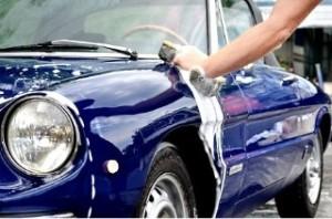 Máquinas para limpar automóveis