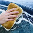 Material para limpeza de carros