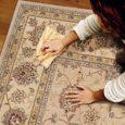 Remover manchas de azeite de tapetes