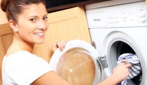 Limpeza da Borracha da Máquina de lavar Roupa
