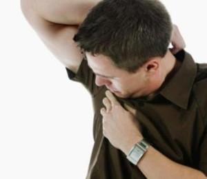 Tirar Manchas de baixo do braço de Camisas