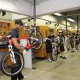 Limpeza de Bicicletas