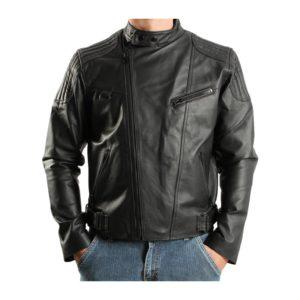 Limpeza de casaco de couro