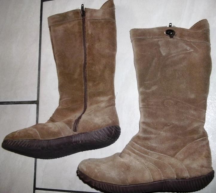 c31480b653e Tirar manchas de botas de camurça - Remover Manchas e Diccas de Limpeza