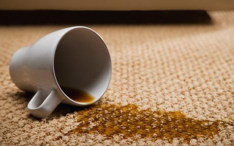 Tirar manchas de carpetes