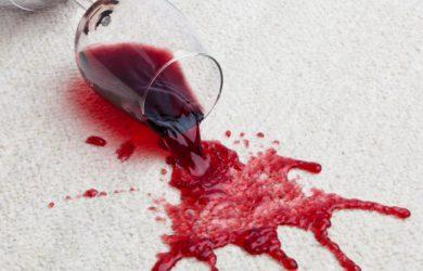 remover manchas vinho