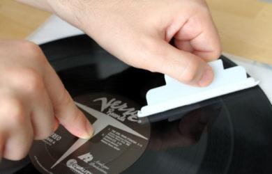 Como limpar e conservar discos de vinil